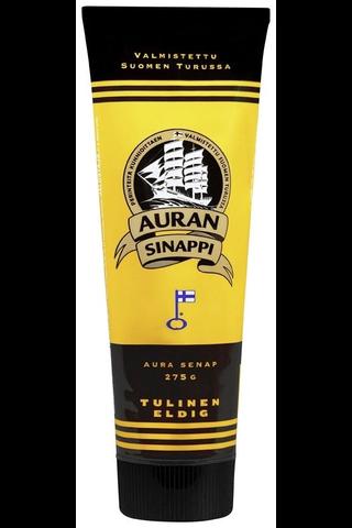 Auran 275g tulinen sinappi