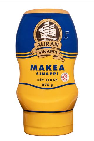 Auran 275g makea sinappi