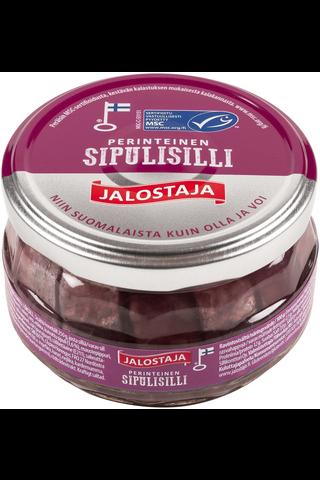 Jalostaja Perinteinen Sipulisilli 250/150g MSC