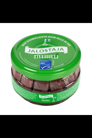 Jalostaja Tillisilli 250/150g MSC
