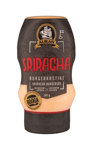 Auran Sriracha burgerkastike 285g