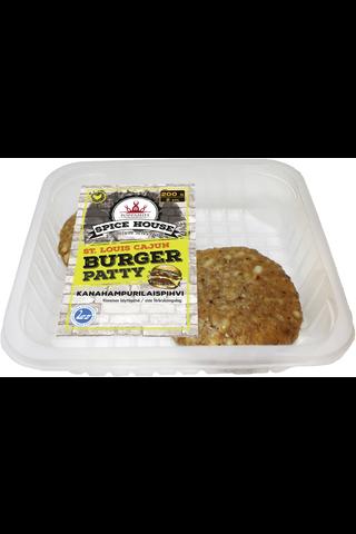 Poppamies Kana burgerpihvi 200g