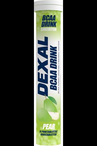 Dexal BCAA drink päärynä 16 tablettia