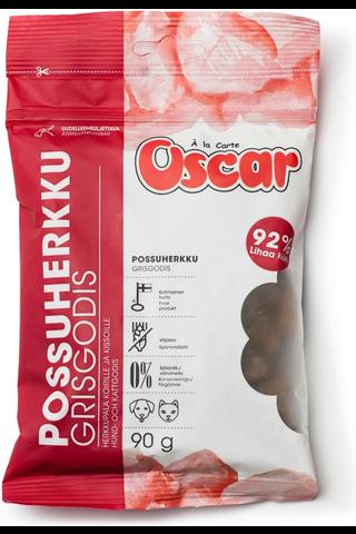 Oscar Possuherkku koirille ja kissoille täydennysrehu 90g