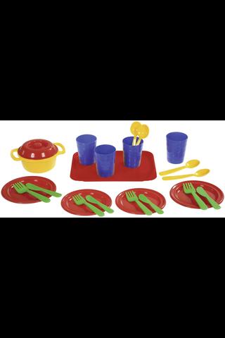 Plasto ruoka-astiasto