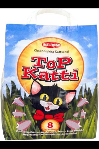 Top Katti 8l kissanhiekka