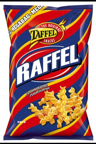 Taffel Raffel suolattu perunakierre 235g