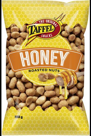 Taffel 150g Honey Roasted Nuts hunajapaahdettu pähkinä