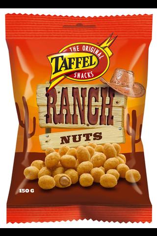 Taffel 150g Ranch Nuts kuorrutettu maapähkinä