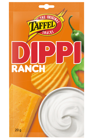Taffel ranch dippimauste 20g