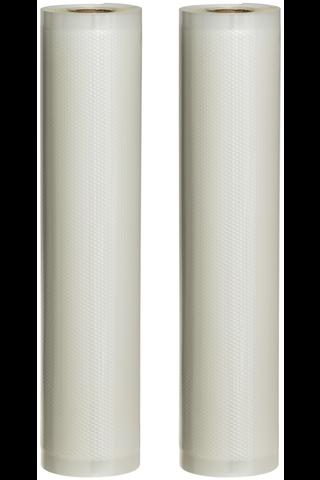 Marjukka 5mx28cm vakuumirulla 2kpl