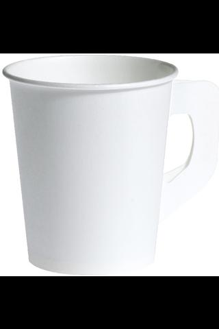 Huhtamaki Säästö 50x18cl kartonkinen korvallinen kahvikuppi