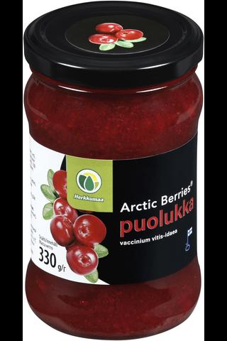 Arctic Berries 330g Puolukkahillo