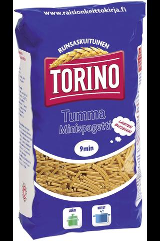 Torino 800g tumma minispagetti