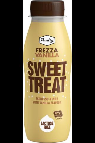 Paulig Frezza Vanilla UTZ 25cl maitokahvijuoma