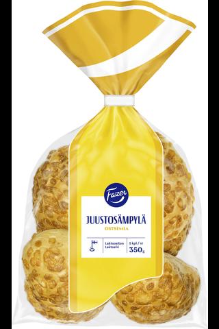 FAZER Juustosämpylä 5 kpl 350g juustosämpylä