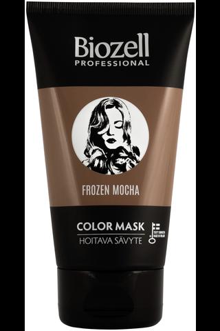 Biozell Professional Color Mask Hoitava sävyte Silver 150ml