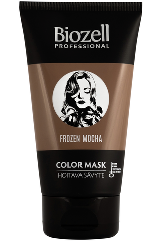 Biozell Professional Color Mask Hoitava sävyte Soft Ice 150ml