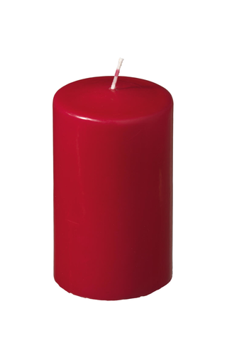 Havi pöytäkynttilä punainen 7cmx12cm 1kpl 50 h