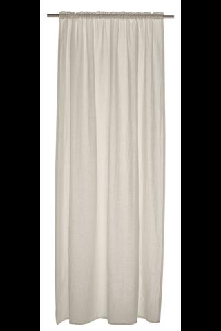 Finlayson sivuverho Lino 140x250cm beige