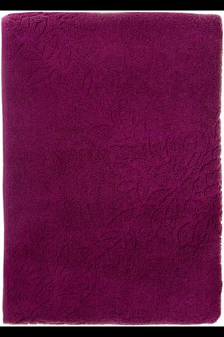 Finlayson kylpypyyhe Pergola 70x140cm viininpunainen