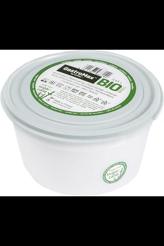 GastroMax Bio 0,45 L pyöreä keittiörasia