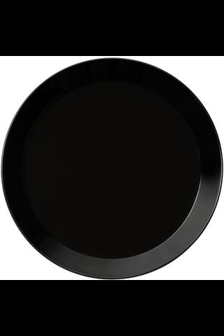 Iittala Teema lautanen 17cm musta