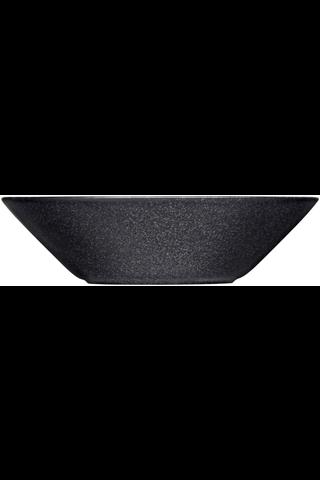 Iittala Teema lautanen syvä 21 cm, duo harmaa