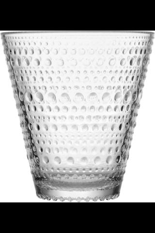 Iittala kirkas kastehelmi 30cl  4kpl juomalasi