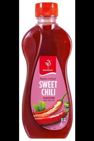 Saarioinen 345ml sweet chili -kastike