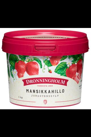 Dronningholm Mansikkahillo 1kg