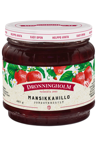 Dronningholm Mansikkahillo 440g