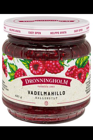 Dronningholm Vadelmahillo 440g