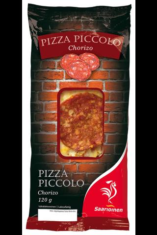 Saarioinen 120g pizza piccolo chorizo
