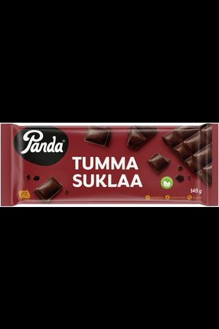 Panda Tumma suklaa 145g tumma sukla