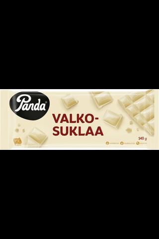 Panda Valkosuklaa 145g valkoinen suklaa