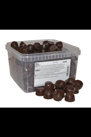 Panda Mintturulla 2,1kg minttutäytteinen tumma suklaakonvehti