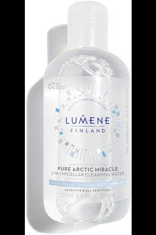 Lumene LÄHDE 3in1 Micellar-Puhdistusvesi 250ml