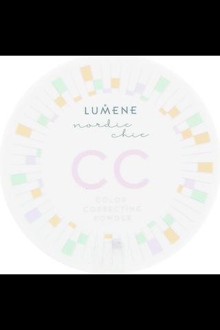 Lumene Nordic Chic CC Color Correcting Puuteri 4 8g