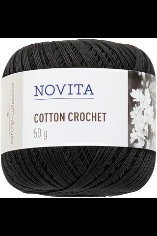 Novita Cotton Crochet 50g väri 099