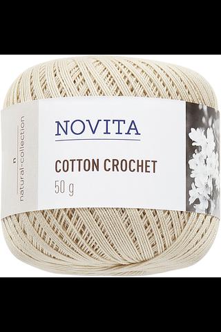 Novita Cotton Crochet 50g väri 612