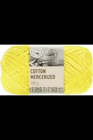 Novita Cotton Mercerized 100g lanka voikukka 227