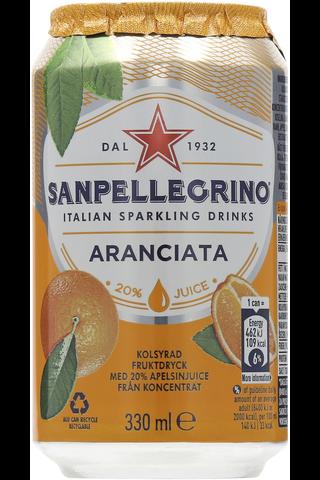 San Pellegrino Aranciata 33cl