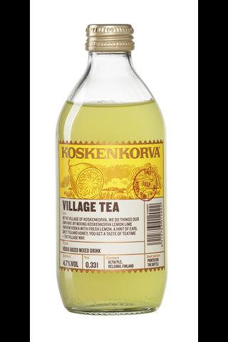 Koskenkorva Village Tea 4,7% 33cl
