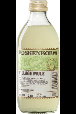 Koskenkorva Village Mule4,7% 33cl
