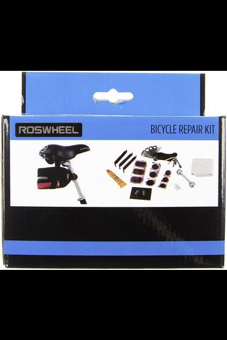 Roswheel satulalaukku työkaluilla