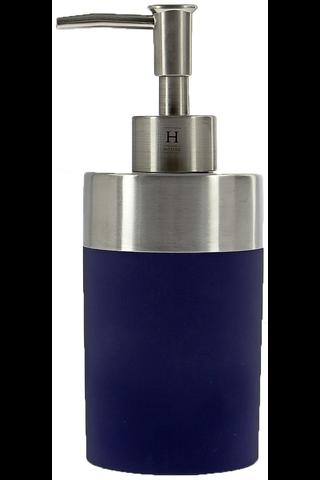 House saippuapumppupullo soft sininen