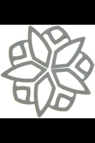 Fackelmann tähdenmuotoinen pannunalunen käännettävä