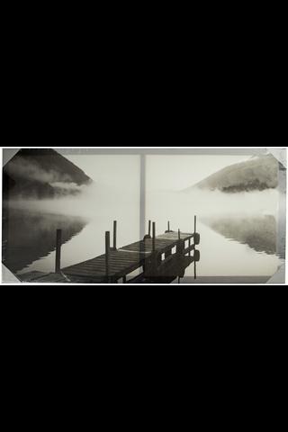 House Laituri canvastaulu 38x80cm