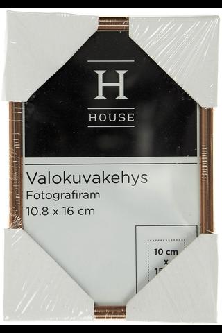 House valokuvakehys 10x15cm kuvalle